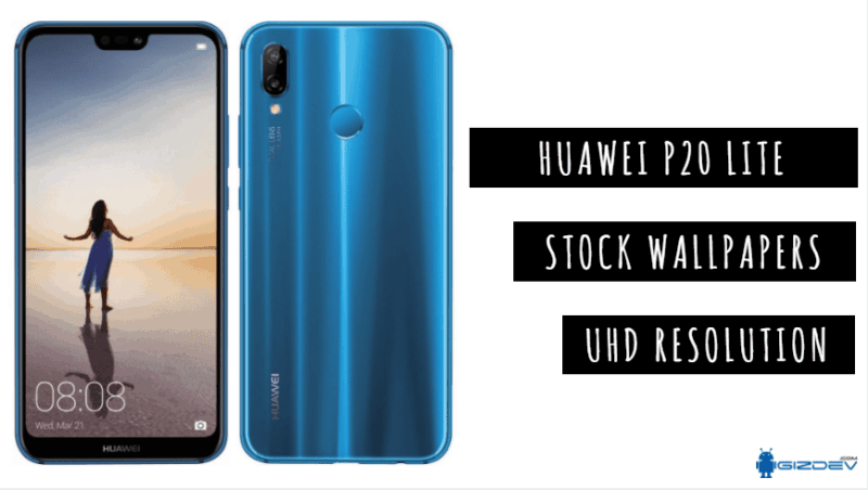Huawei P20 Lite Stock Wallpapers