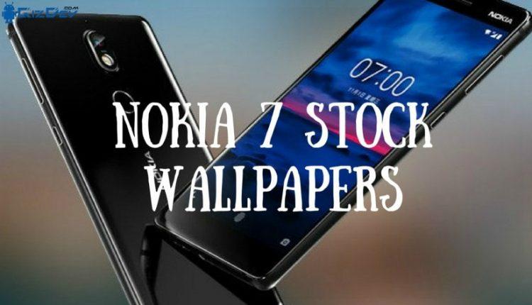Nokia 7 Stock Wallpapers