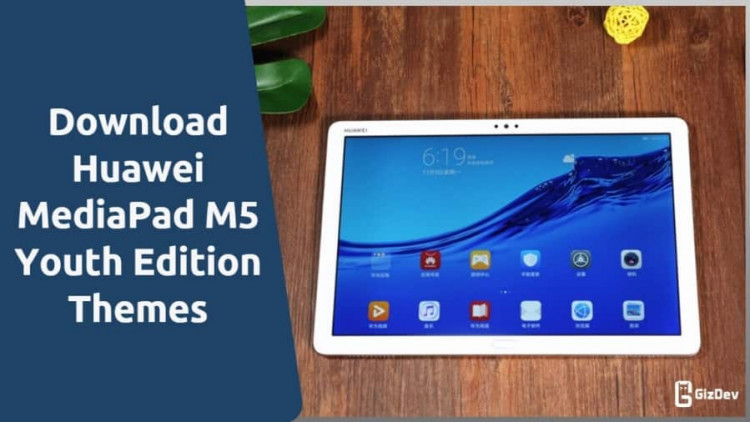 Huawei MediaPad M5 Youth Themes