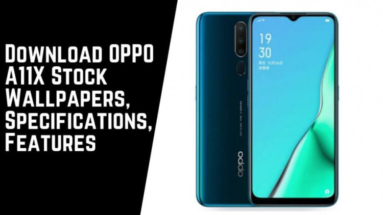 Download OPPO A11X Stock Wallpapers, Specifications, Features