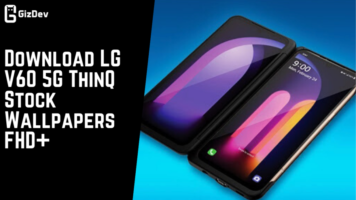Download LG V60 5G ThinQ Stock Wallpapers FHD+