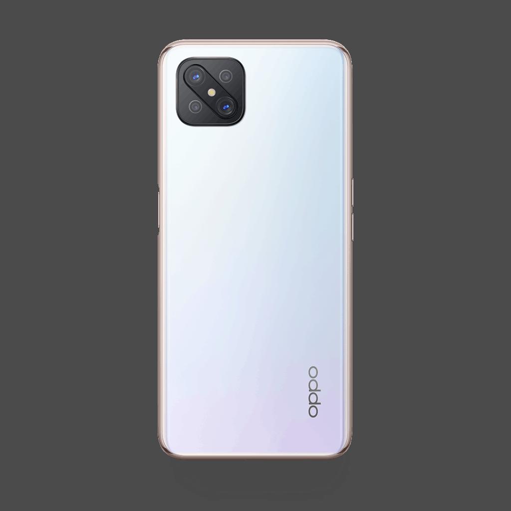 Oppo A92s White