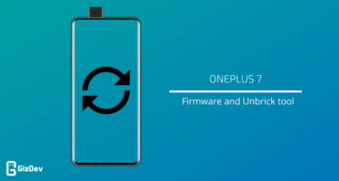 How To Unbrick OnePlus 7