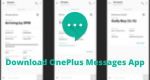 OnePlus Messages App