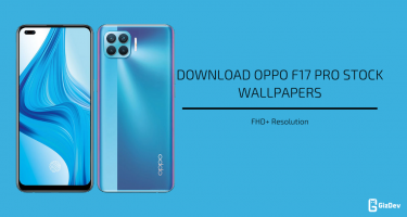 Oppo F17 Pro Stock Wallpapers